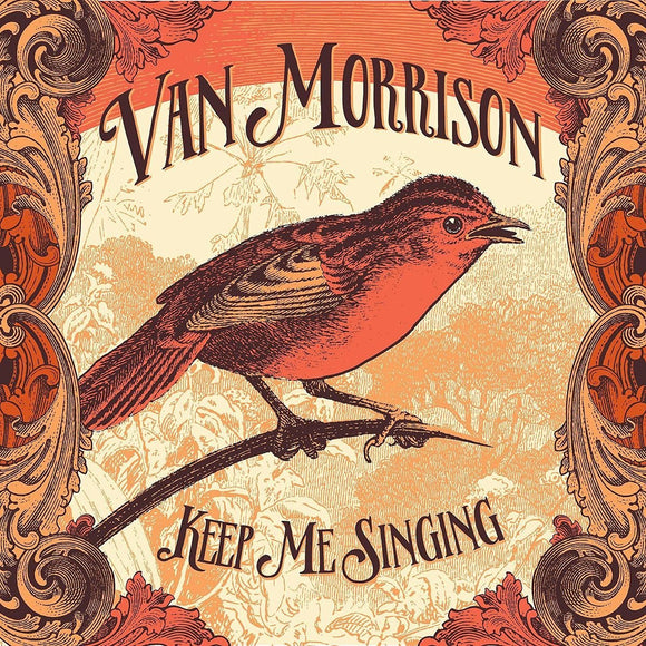 Van Morrison - Keep Me Singing CD