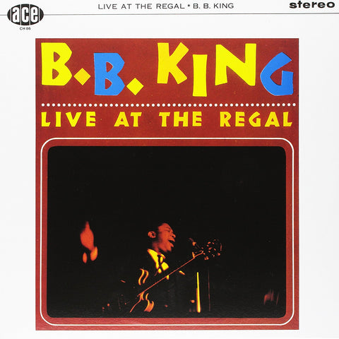 B.B. King - Live at the Regal - LP