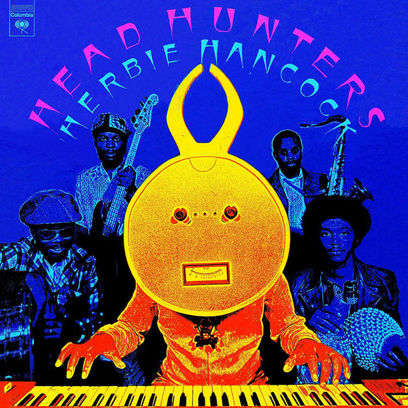 Herbie Hancock - Headhunters - LP