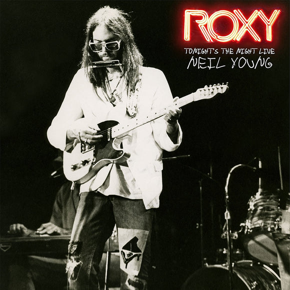 Neil Young - Roxy: Tonight's The Night Live - 2LP