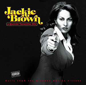 Jackie Brown - Original Motion Picture Soundtrack - LP