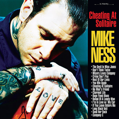 Mike Ness - Cheating At Solitaire 2 LP