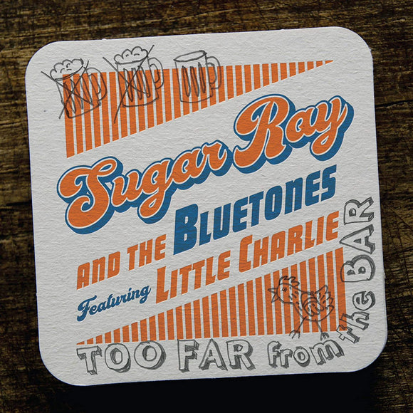 Sugar Ray And The Bluetones - Too Far From The Bar - CD