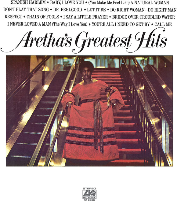 Aretha Franklin - Greatest Hits - LP