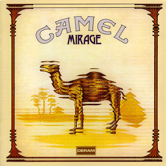 Camel - Mirage - LP