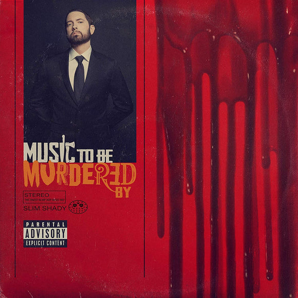 Eminem - Music To Be Murdered By - CD