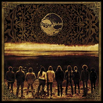 The Magpie Salute - Self-titled - CD