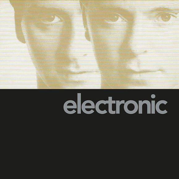 Electronic - S/T - LP
