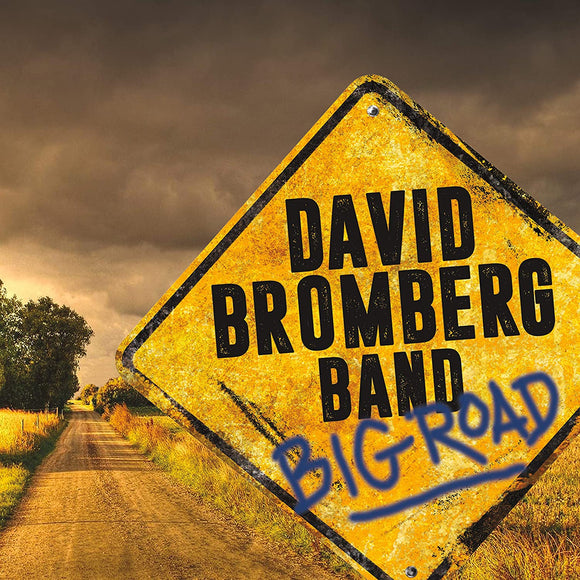 David Bromberg Band - Big Road - CD/DVD