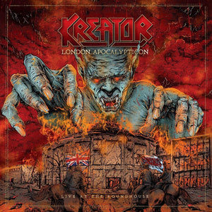 Kreator - London Apocalypticon - Live At The Roundhouse - 2LP