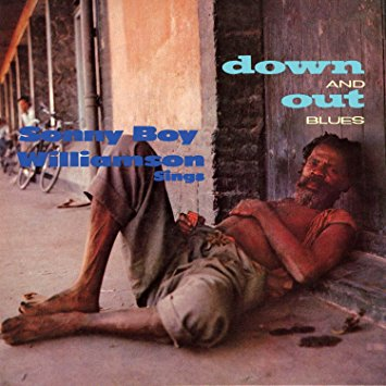 Sonny Boy Williamson - Down and Out Blues - LP
