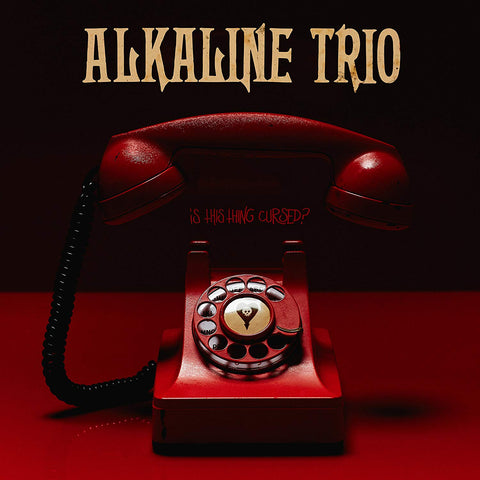 Alkaline Trio - Is This Thing Cursed - CD
