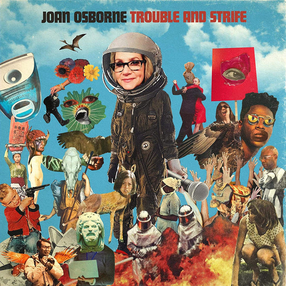 Joan Osorne - Trouble And Strife - CD