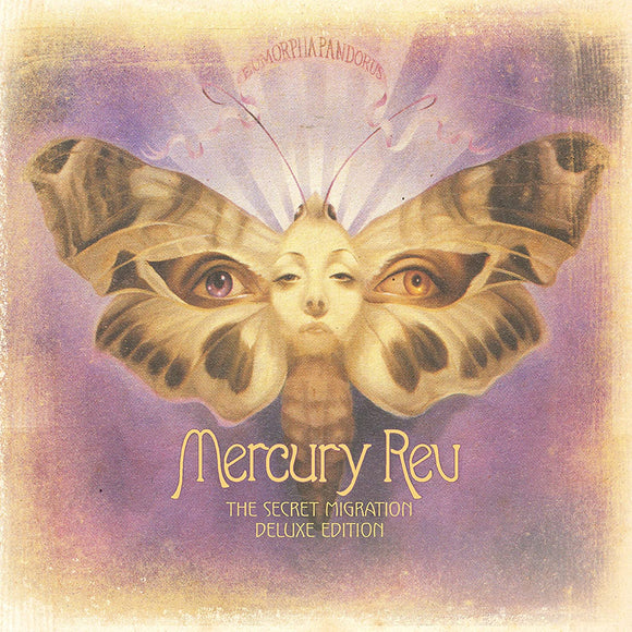 Mercury Rev - The Secret Migration - 5CD