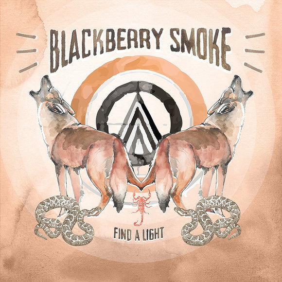 Blackberry Smoke - Find A Light - CD