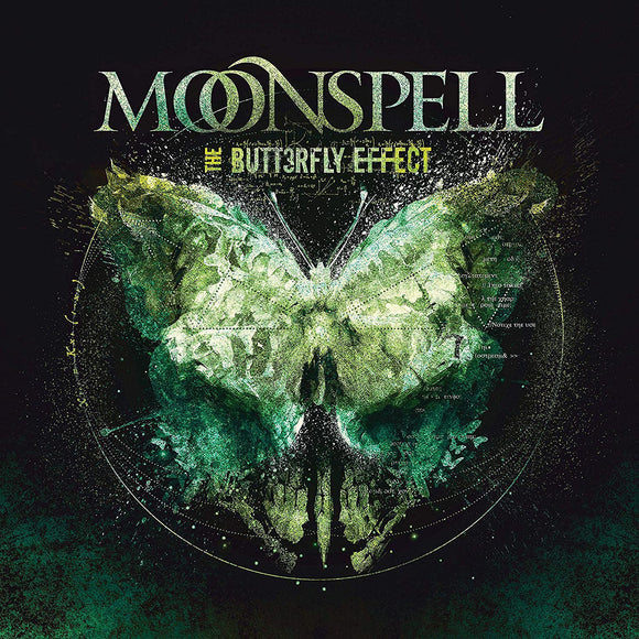 Moonspell - The Butterfly Effect - CD