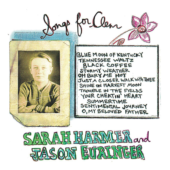 Sarah Harmer - Songs For Clem - LP