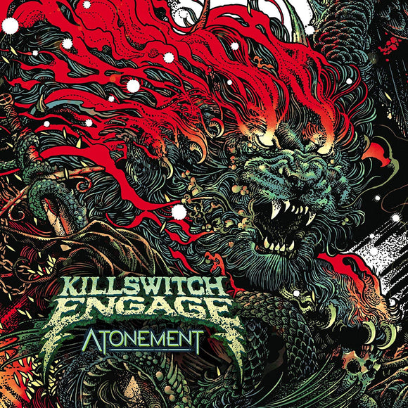 Killswitch Engage - Atonement - CD