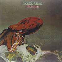 Gentle Giant - Octopus - LP