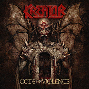 Kreator - Gods Of Violence CD