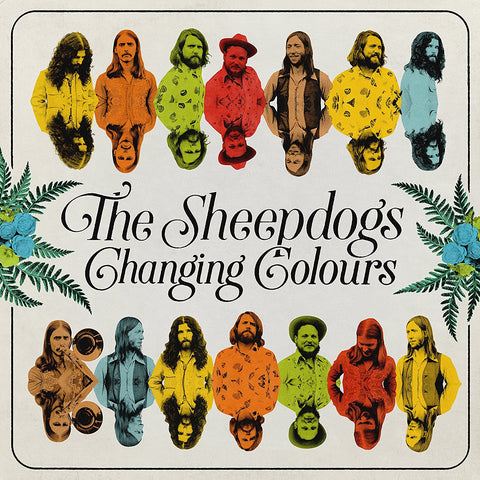 Sheepdogs - Changing Colours 2LP