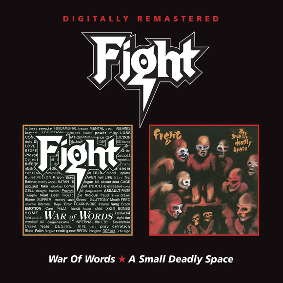Fight - War Of Worlds / A Small Deadly Space - 2CD
