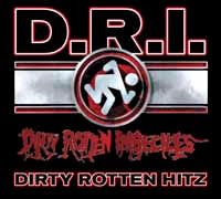 D.R.I. - Greatest Hits - LP