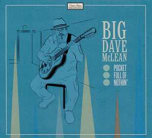 Big Dave McLean - Pocket Full Of Nothin' - CD
