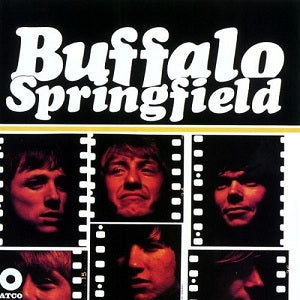 Buffalo Springfield - Self titled - CD