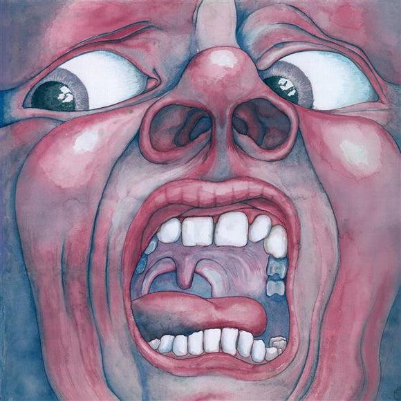 King Crimson - In The Court Of The Crimson King - 3CD/Blu Ray
