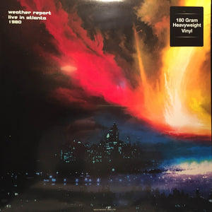 Weather Report - Live in Atlanta 1980 - LP
