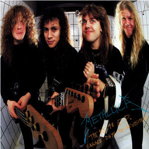 Metallica - The $5.98 Ep-Garage Days - LP