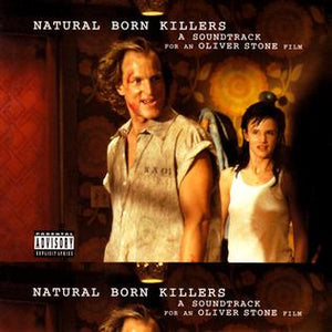 Natural Born Killers - Soundrack for the Oliver Stone Film - LP