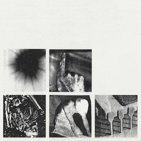 Nine Inch Nails - Bad Witch EP - LP