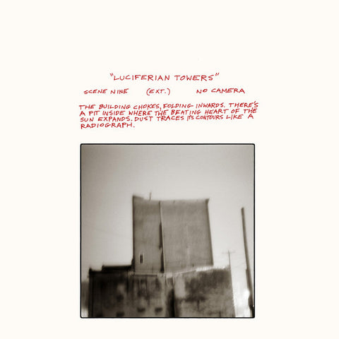 Godspeed You Black Emperor! - Luciferian Towers - 2 LPs