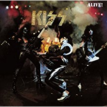 KISS - Kiss Alive - 2 LPs
