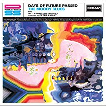 The Moody Blues - Days of Future Passed - LP