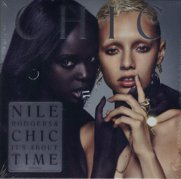 Nile Rodgers & Chic - It's About Time - CD (Deluxe)