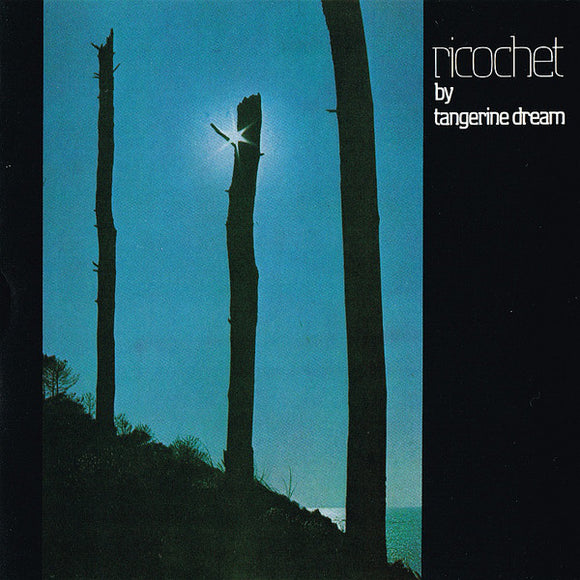 Tangerine Dream - Ricochet CD