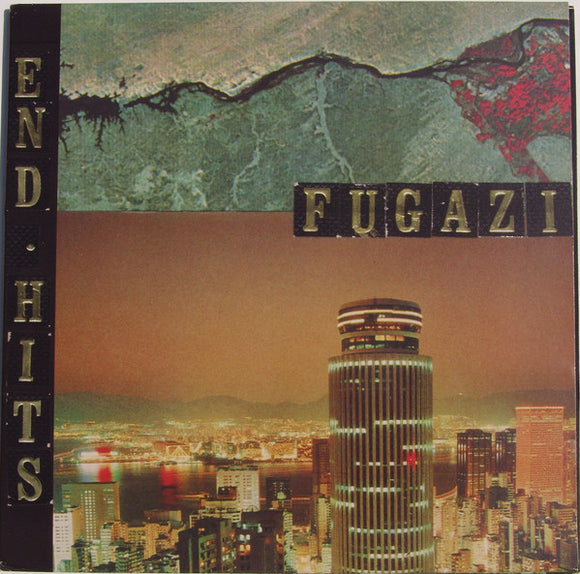 Fugazi - End Hits - LP