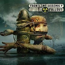 Front Line Assembly - Fallout - 2 LP