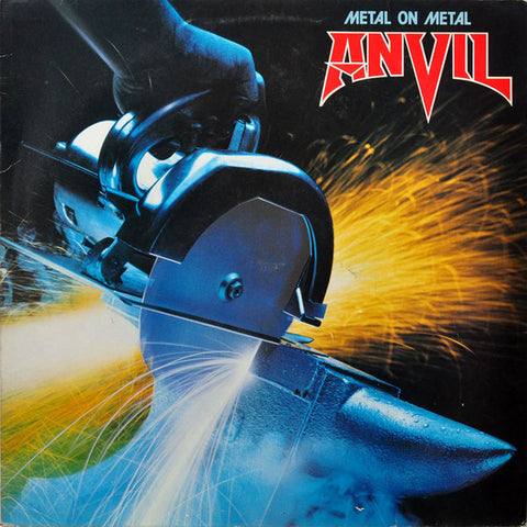 Anvil - Metal on Metal - CD