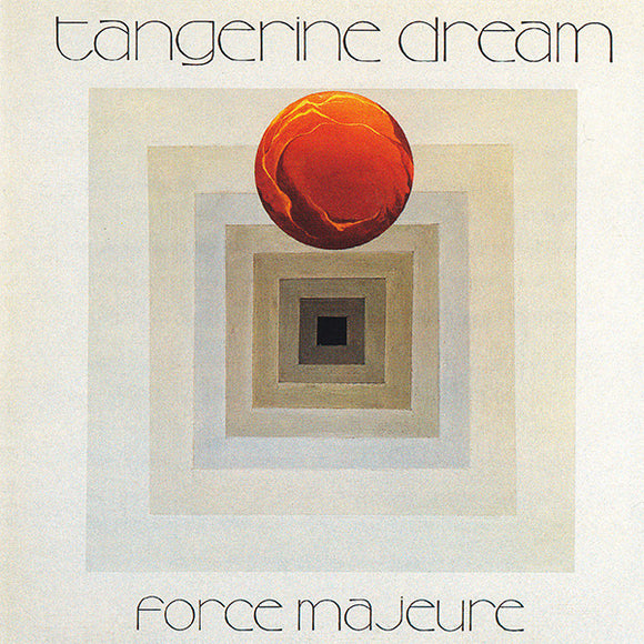 Tangerine Dream - Force Majeure - CD