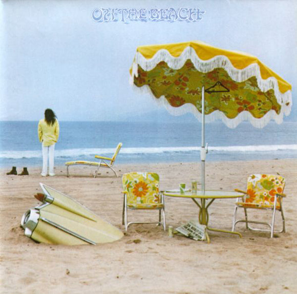 Neil Young - On The Beach - LP