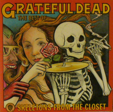 The Grateful Dead - Skeletons From The Closet - LP