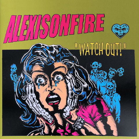 "Alexisonfire - ""Watch Out!"" - 2 LPs"