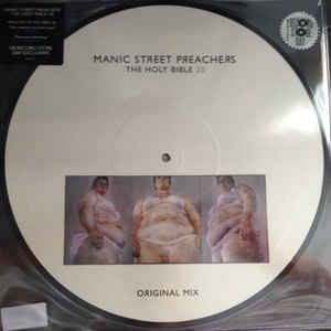 Manic Street Preachers - The Holy Bible 20 - LP
