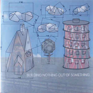 Modest Mouse - Building Nothing Out of Something - LP