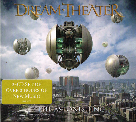 Dream Theater - The Astonishing - 2 CDs