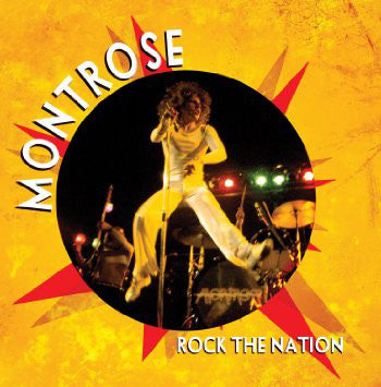 Montrose - Rock The Nation - 2CD